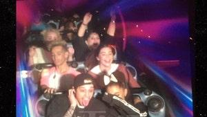 Ariana Grande & Pete Davidson Go to Disneyland Post-Engagement
