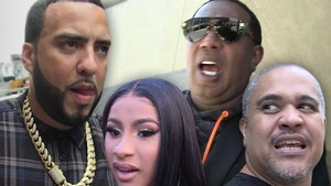 Cardi B, French Montana, Master P Sued for Stealing DJ's Track