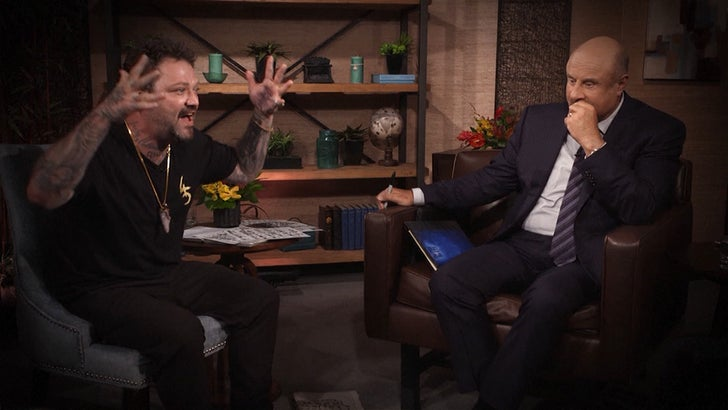 Bam Margera's Mom Put Him On Blast During Dr  Phil Session