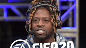 NFL's Jay Ajayi Becomes Pro Gamer, Competes In FIFA 20