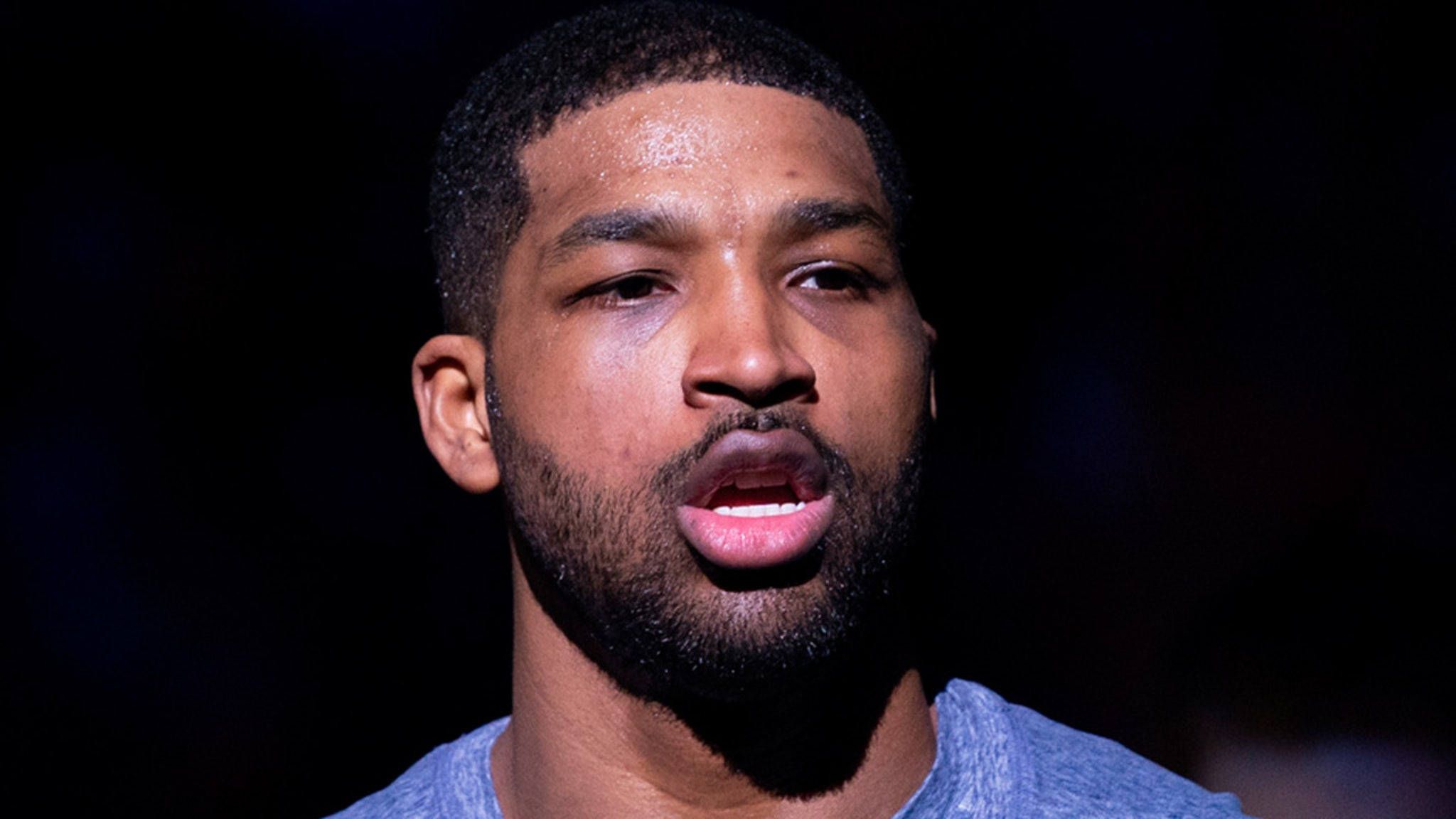 Tristan Thompson The Kid is Not My Son!!! Sues Paternity Accuser