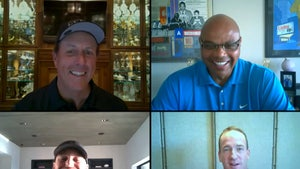 Peyton Manning & Charles Barkley Trade Trash Talk Ahead Of Big Golf Tourney