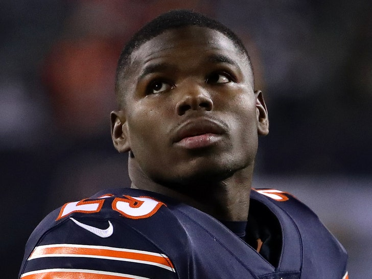 NFL's Tarik Cohen's Twin Brother Found Dead After Apparent Electrocution.jpg