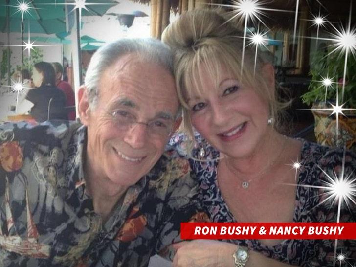 Ron Bushy Nancy Bushy