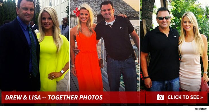 Drew Rosenhaus & Lisa Thomson -- Together Photos