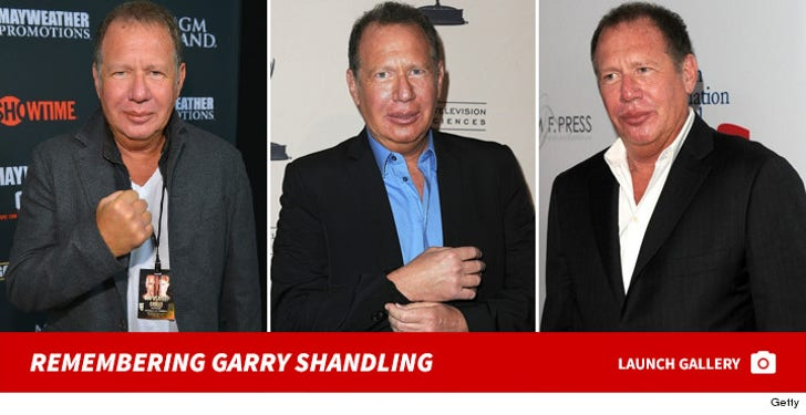Remembering Garry Shandling