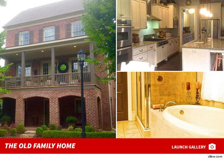 Cynthia Bailey's Atlanta Estate