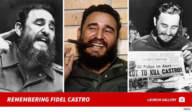 Remembering Fidel Casto