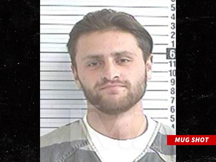 Floribama Shore' Kortni Gilson's Ex-BF Arrested for Stalking