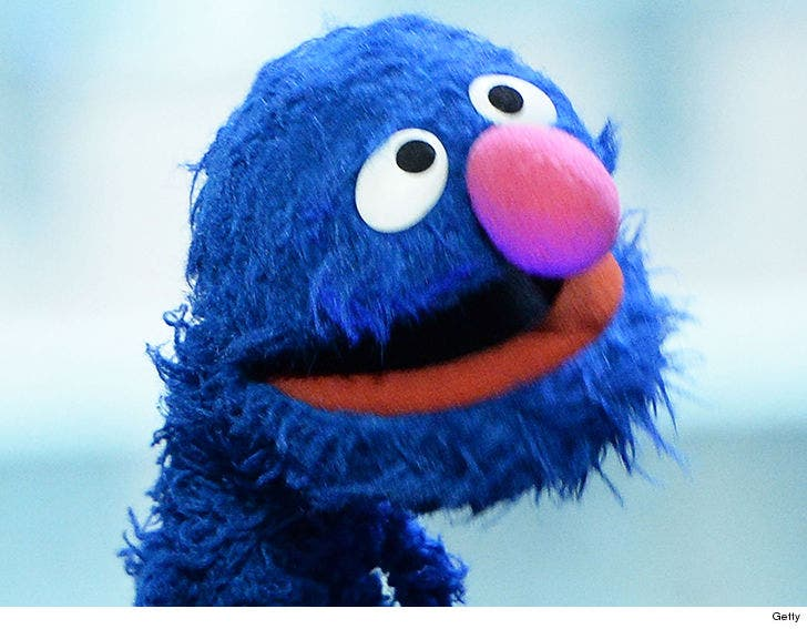 Grover May Have Dropped F-Bomb on 'Sesame Street'