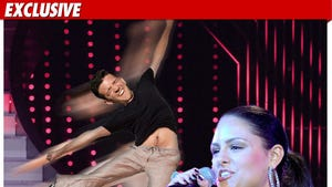 Pia Toscano Will Sing on 'Dancing' ... For Mark