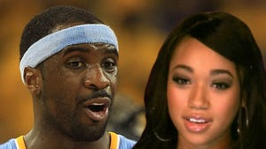 Ty Lawson & Ashley King -- Arrest Was a Mistake ... We're Working It Out
