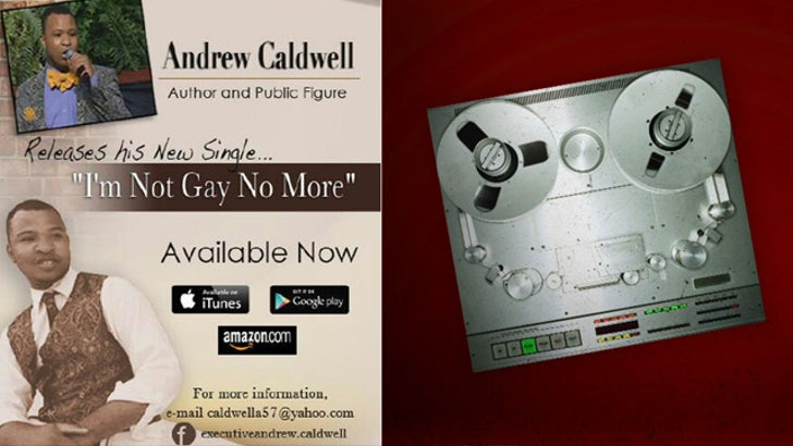 Andrew caldwell delivered from homosexuality in christianity
