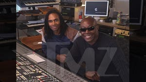 Milli Vanilli's Fab Morvan -- I'm Doing an Album With REAL Voice Behind Our Music