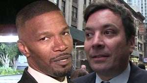 Jamie Foxx Defends Jimmy Fallon Over 'SNL' Blackface Incident