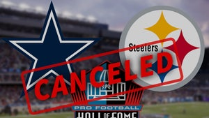 Cowboys vs. Steelers HOF Game Canceled, 2020 Ceremony Pushed to Next Year