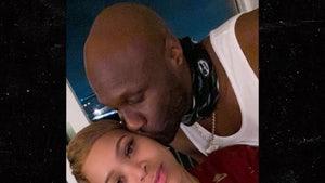 Lamar Odom and Sabrina Parr Back Together 1 Week After Split Announcement