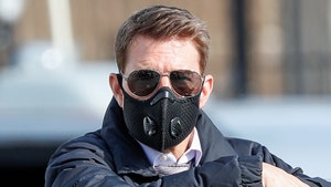 Tom Cruise's Mask on 'Mission' Set Not CDC Recommended