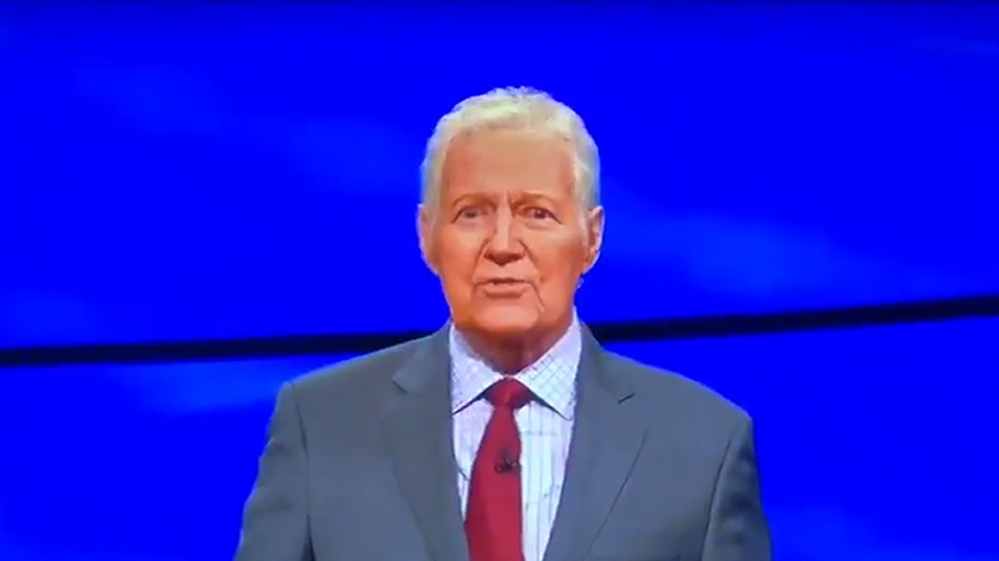 Entertainment News Today- Alex Trebek's Final Sign Off For 'Jeopardy!' Before His Death | NewsBurrow thumbnail