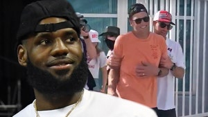 LeBron James Envious Of Tom Brady's Boozy SB Parade, I Would've Been Just Like You!