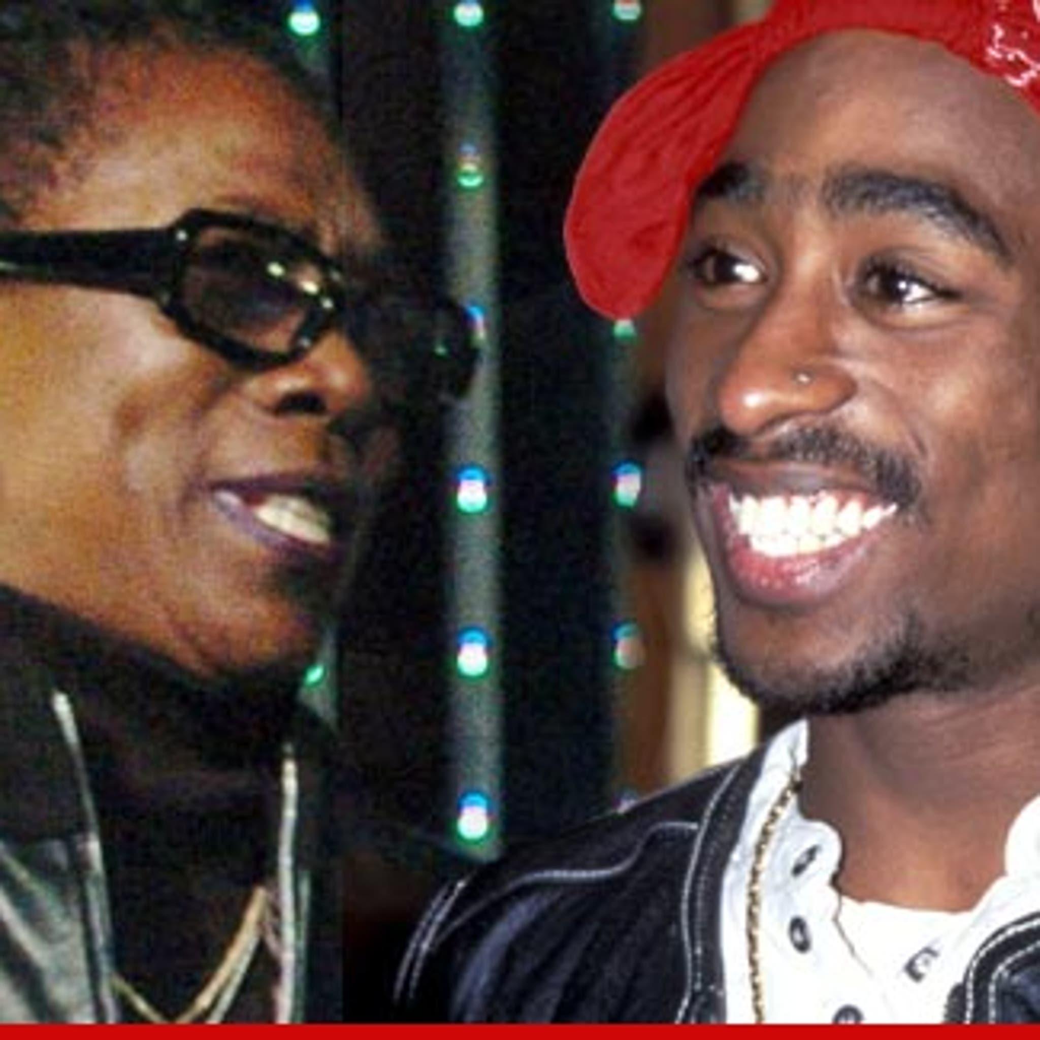 Tupac's Mom -- Coachella Hologram Was Frickin' AMAZING