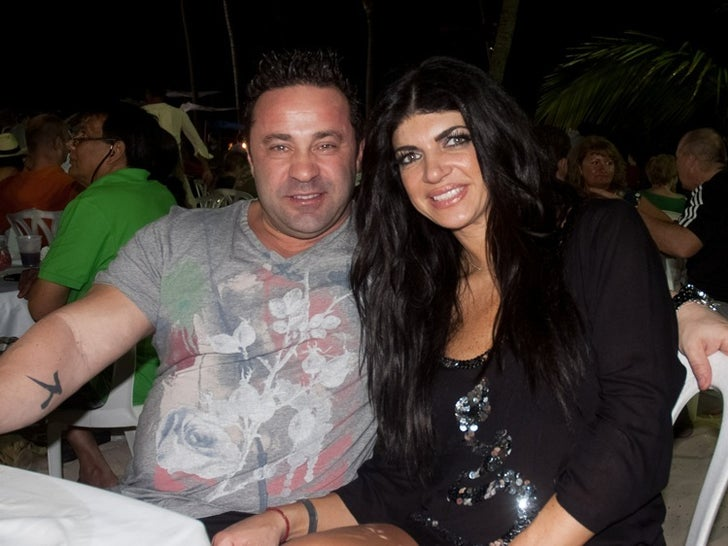 Teresa and Joe Giudice -- Together Photos