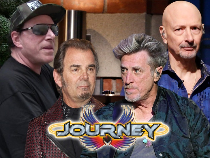 Journey Fire Bassist And Drummer Over Alleged