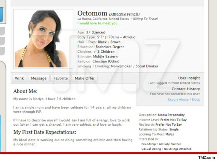 How to create a dating website profile