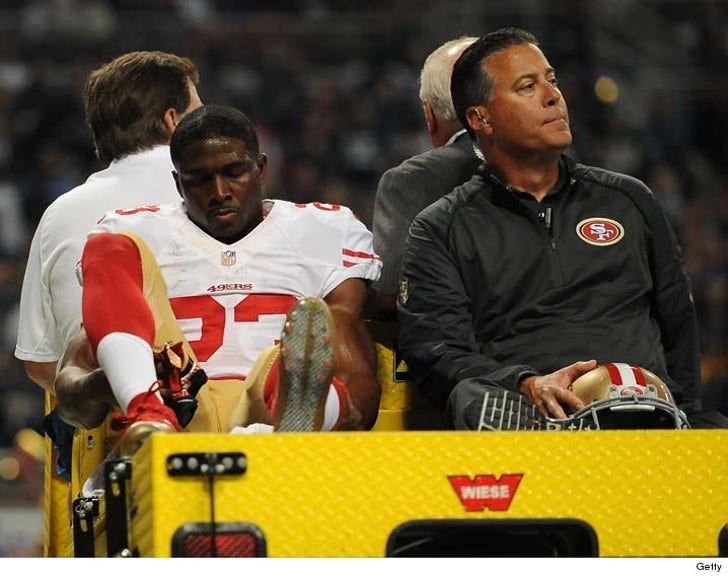 Reggie Bush I Want Big Money From St Louis For My Injury