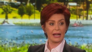 Sharon Osbourne -- Talking Again ... After Split With Ozzy (VIDEO)