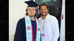 Michael Jackson's son Prince Jackson Graduates from College