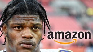 Lamar Jackson Sues Amazon Over Alleged 'Action Jackson' Rip-Offs