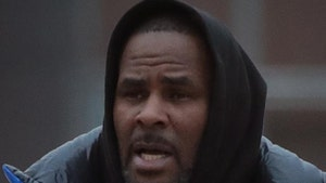 R. Kelly Insists Prison is Petri Dish for COVID-19, Again Demands Release