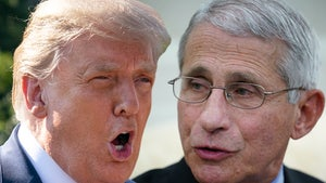 Donald Trump Says Fauci's Pitching Arm's Better Than His COVID Response