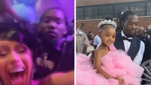 Cardi B, Offset Throw Fairy Princess Party for Kulture's 3rd Birthday