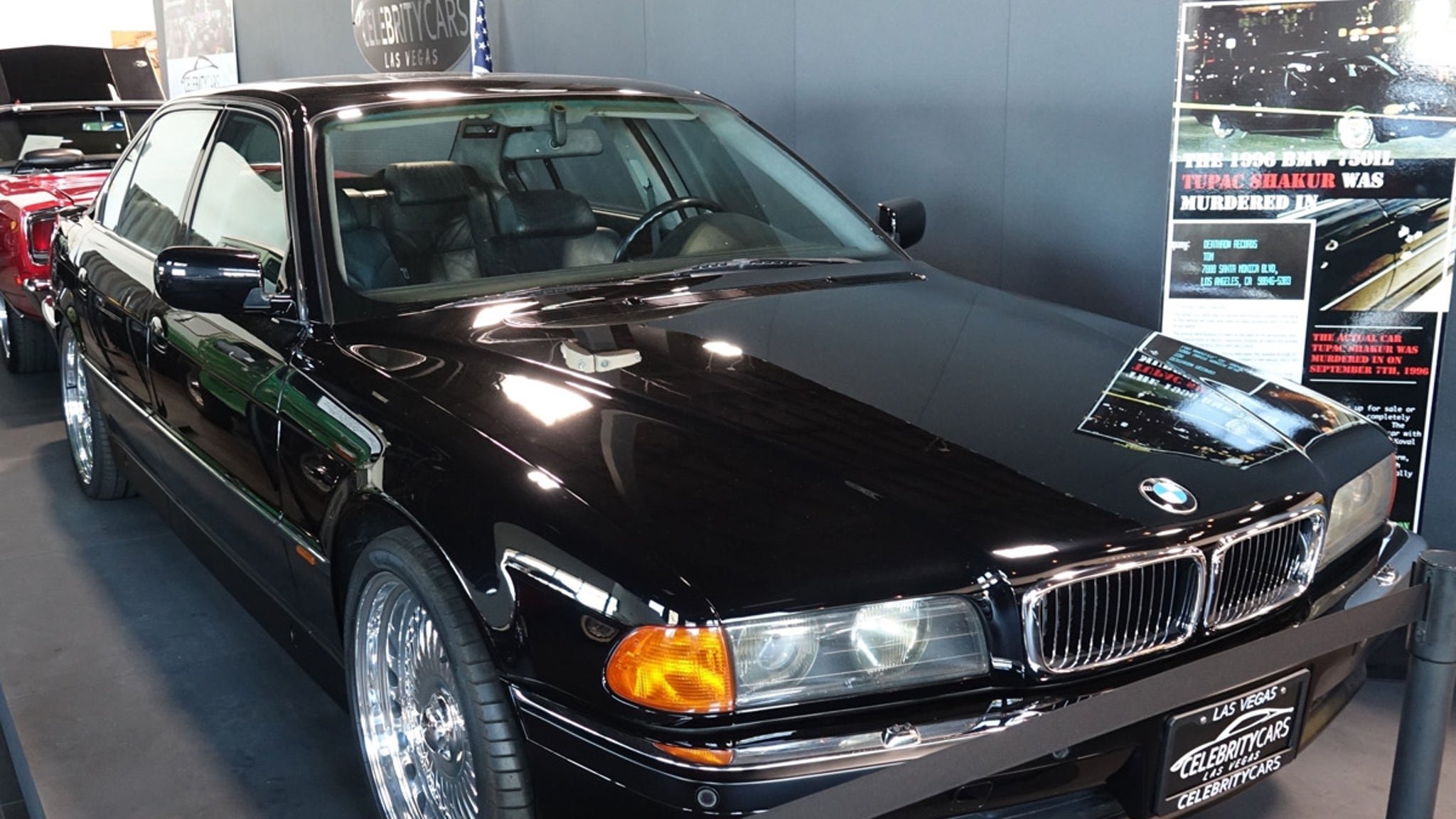 BMW Tupac Was Shot & Killed in for Sale at Nearly $2 Million