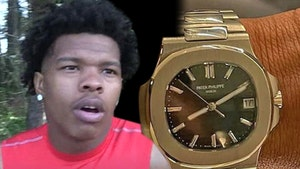 Lil Baby's Jeweler Has a Plan to Avoid Another Fake Patek Philippe Blunder