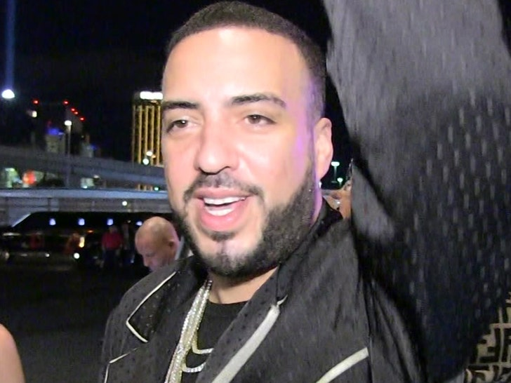 French Montana ordered a month of bed rest after hospital discharge