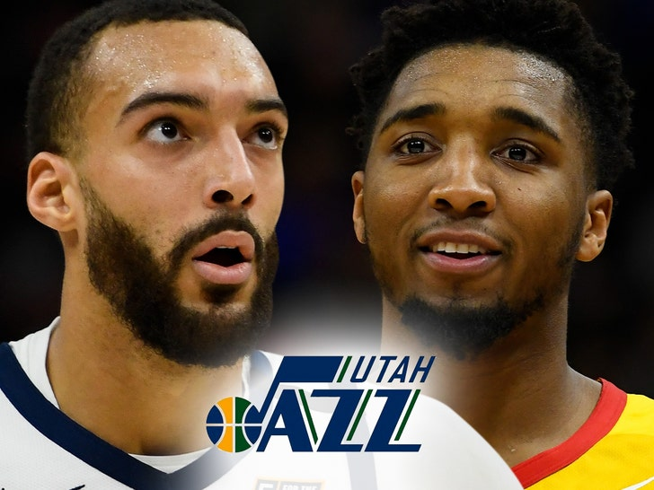 Gobert, Mitchell cleared of COVID-19, no longer pose risk for infection