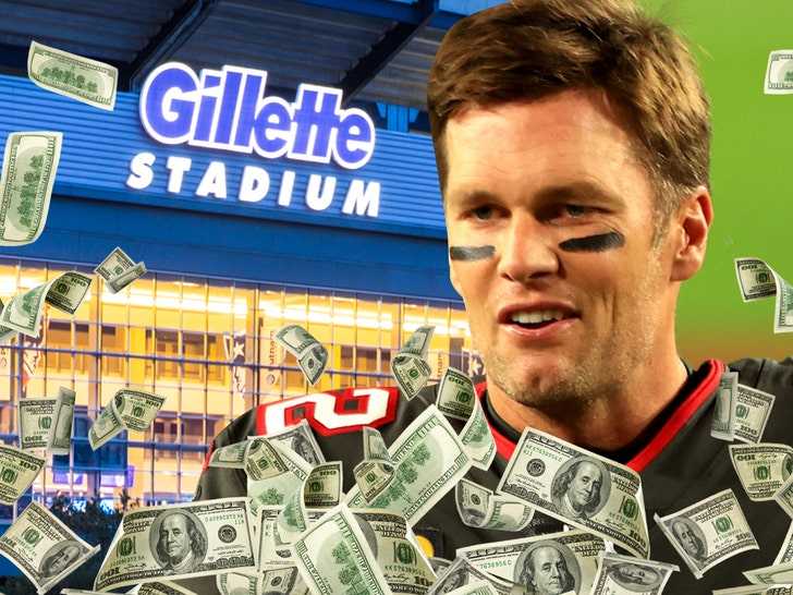 Tom Brady's Week 4 Return To New England, Tix For Big Game Going For Absurd Prices!.jpg