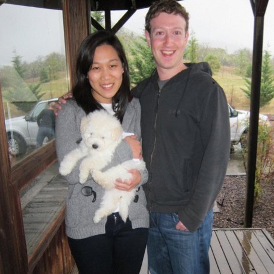 Mark Zuckerberg's Dog -- Beast!