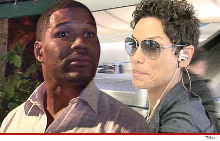 Michael Strahan -- Blindsided by Timing of Break Up Announcement