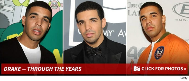 Drake -- Through The Years
