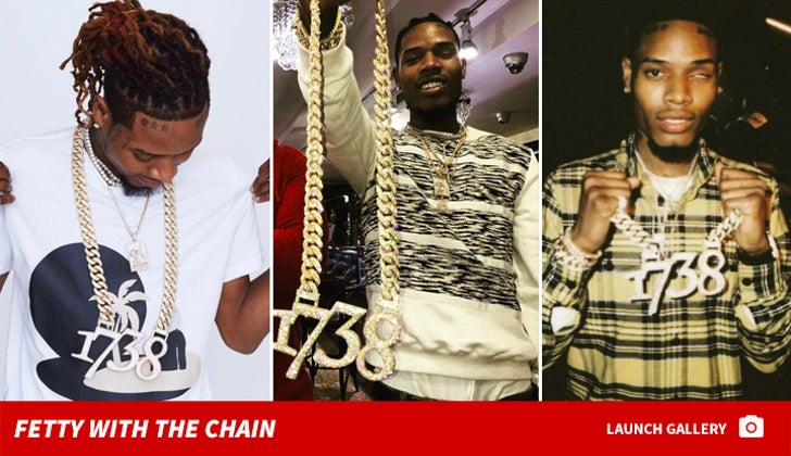 Fetty Wap's 1738 Chain