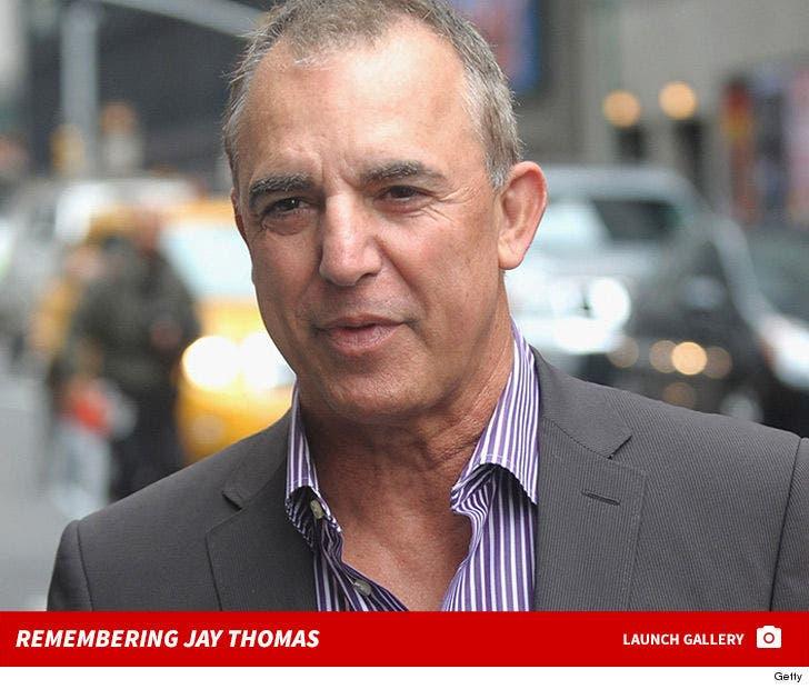 Remembering Jay Thomas