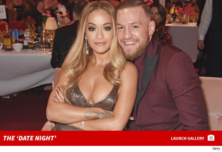 Conor McGregor at The 2017 Fashion Awards