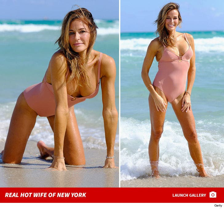 Kelly Bensimon -- Real Hot Wife of New York