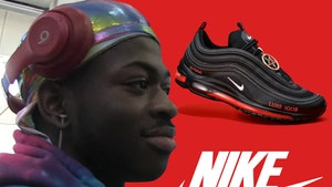Nike Settles Lawsuit Over Lil Nas X's Satan Shoes