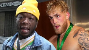 Nate Robinson Reportedly Made $2 Mil for Jake Paul Fight, Rematch In Works?!