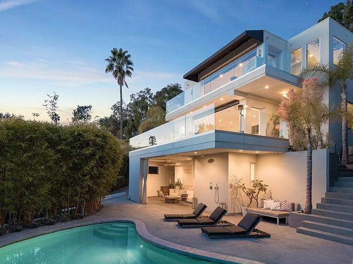 Harry Styles Los Angeles Home -- $old!